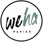 Logo We-Ha-Papier